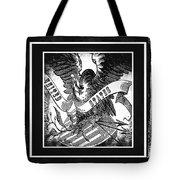 United States Bw Tote Bag