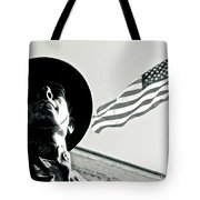 United We Stand Theme Tote Bag