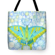 Unity Butterfly Tote Bag