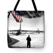 Universal Soldier Tote Bag