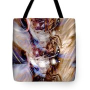 Universal Wings Tote Bag by Linda Sannuti