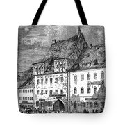 University Of Leipzig Tote Bag