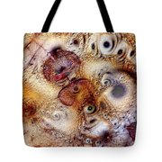 Unphased And Confused Tote Bag by Casey Kotas