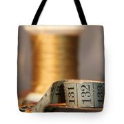 Unraveled By Time Tote Bag