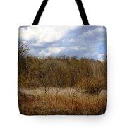 Unspoiled Prairie Landscape Tote Bag