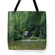 Unstable Living Tote Bag