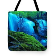 Unstoppable Flow Tote Bag