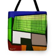 Untitled 192 Tote Bag