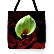 Untitled Cally Lily Tote Bag
