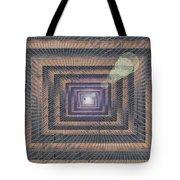 Unto Infinity Tote Bag