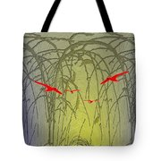 Unto The Technicolor Rainbow Tote Bag