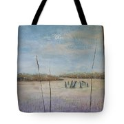 Up Among The Heather Tote Bag