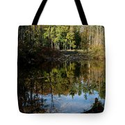 Up Down Beauty All Around Tote Bag