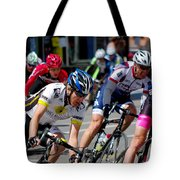 Up For The Challenge Tote Bag