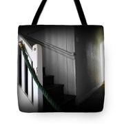 Up The Wooden Hill Tote Bag