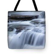 Upper Falls Detail Tote Bag