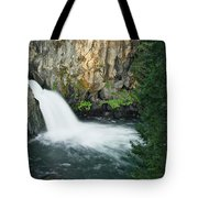 Upper Mccloud Falls Tote Bag