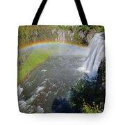 Upper Mesa Rainbow Tote Bag