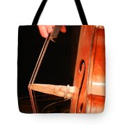 Upright Bass 1 Tote Bag