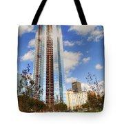 Upward Expansion Tote Bag