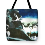 Urban Art - Oriental Detail By Nino Tote Bag