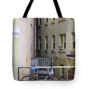 Urban Convergence Tote Bag
