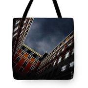 Urban Drawing Tote Bag