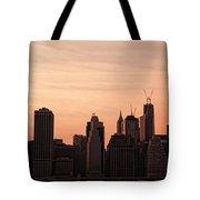 Urban Dreaming Tote Bag by Andrew Paranavitana