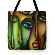 Urban Expressions Tote Bag