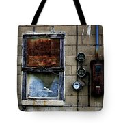 Urban Gritty Tote Bag