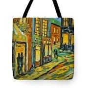 Urban Lights By Prankearts Tote Bag