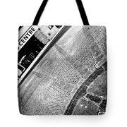 Urban Pattern Tote Bag