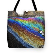 Urban Rainbow 2 Tote Bag by Dale   Ford