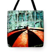 Urban Umbrella Tote Bag