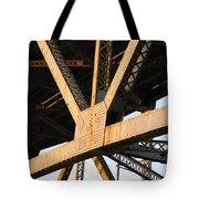 Urban Web Tote Bag
