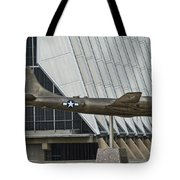 Us Air Force Academy Chapel 4 Tote Bag