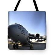 U.s. Air Force C-17 Globemaster IIi Tote Bag
