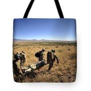 U.s. Air Force Pararescuemen Carry Tote Bag