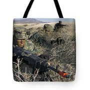 U.s. Air Force Pre-ranger School Tote Bag