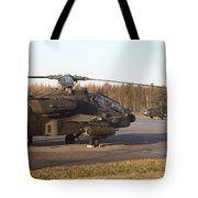 U.s. Army Helicopters At The Letzlingen Tote Bag