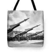 U.s. Army Missiles, C1965 Tote Bag