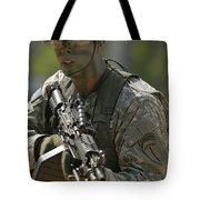U.s. Army Ranger Tote Bag