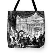 U.s. Congress: House, 1856 Tote Bag