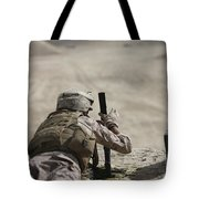 U.s. Marine Clears A Pk General-purpose Tote Bag