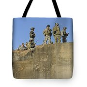 U.s. Special Operations Soldiers Tote Bag