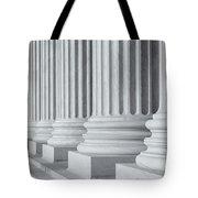 Us Supreme Court Building IIi Tote Bag