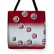 Usa Reflections Tote Bag