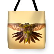 Usaf Hummingbirds Wings Tote Bag