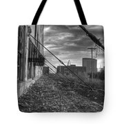Usa's Most Dangerous City Tote Bag by Jane Linders