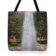 Usc's Fountain Tote Bag